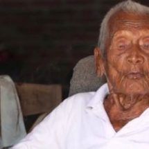 Documents confirm Mbah Gotho as world's oldest living man
