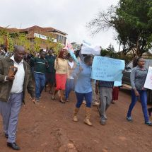 Kenya National Union of nurses record consent with governors to end strike