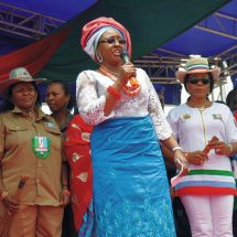 Nigeria's First Lady Champion move to empower more infertile women