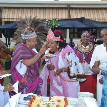 We wish you the very best, First Lady Margaret Kenyatta tell Amina Mohamed