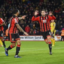 Arsenal survive Bournemouth scare