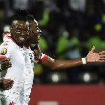 Burkina Faso top the table with 2-0 Sunday win