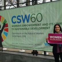 The African Ministerial Pre-Consultative Meeting on the CSW 61st scheduled for next month