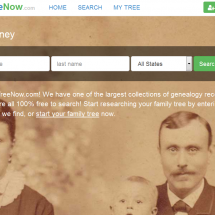 A seemingly innocent website knows who your family members are and where they live
