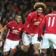 Fellaini tower to give United second goal against Hull City