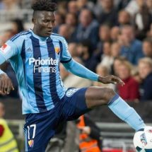 Michael Olunga completes his move to China, Guizhou Zhicheng