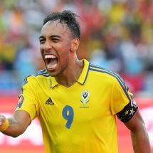 Pierre-Emerick Aubameyang promises fans best ahead of Burkina Faso match