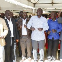 Stop politicising IEBC officials selection, William Ruto tell politicians