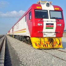 Mixed reactions as first batch of SGR locomotives is launched