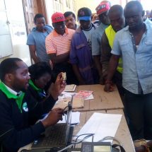 Second phase of voter registration kicks off in various places