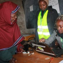 IEBC urges leaders to mobilize residents to register as voters