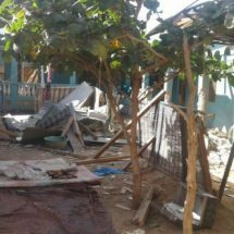 A security office killed as Alshabaab attacked a guesthouse in Mandera town