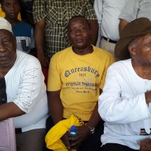 Ailing Kadenge seeks to have a word with President Uhuru