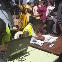 Mwingi Central voter registration turnout seems promising