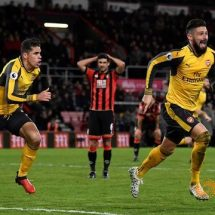Arsenal show their mettle to snatch point