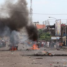 24 people dead in ethnic clashes in Southeastern Congo