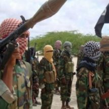 Al Shabaab publicly beheaded 4 men accused of spying for the country's Western-backed government