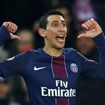 Birthday boy scores twice as PSG demolish Barcelona in Champions League