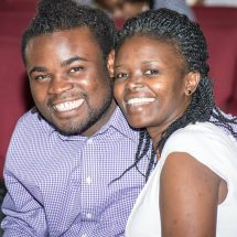 Eunice Njeri ends her wedding at the alter leaving people angered