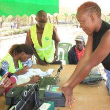Voter registration process enters its final week