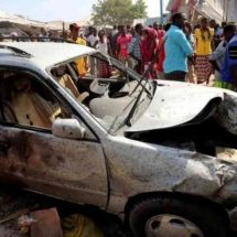 At least 34 people killed in Somalia Mogadishu car bomb