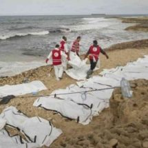 Thousands of migrants drown off Libya