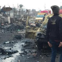 Deadly suicide car bombing rocks Baghdad's Sadr City
