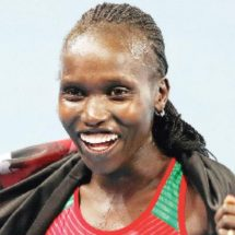 Running a marathon in under two hours is not possible,Vivian Cheruiyot Remarks