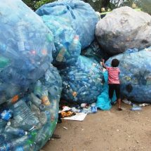 Conversion of plastic into fuel from March