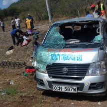 4 People killed in two Machakos road accidents