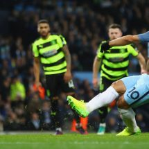 City set ther feet in FA Cup quarter finals