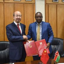 Kenya to receive Sh2.2m from China as drought fund