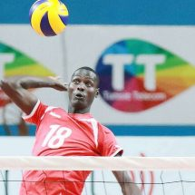 Kenya Prisons' men's volleyball team wind up sixth in Tunisia