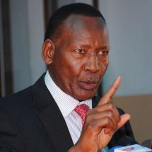 Nkaissery names politicians key suspects in Laikipia unrest
