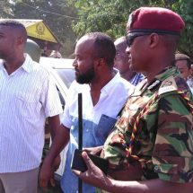 Gov. Joho blocked from attending Mtongwe ferry commissioning