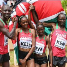 Kenya wins the first WXC Mixed Relay in style at Uganda