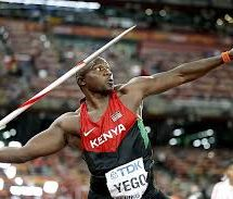 World champion Yego added to Finland's javelin field