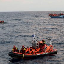 150 migrants feared dead after boat sinks, sole survivor says