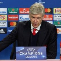 Wenger explains who is to blame for Bayern defeat
