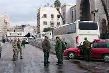 Suicide attack kills dozens in Damascus Justice Palace