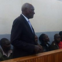 Kibor charged with threatening to kill his son, out on Sh100,000 bond