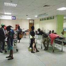 KNH doctors resume work today after a signed return-to-work formula
