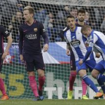 Barca stunned by defeat at Deportivo