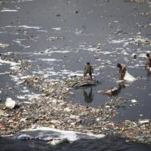 1.7 million children die over polluted environments annually