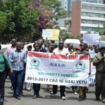 No pay rise, no work, lecturers tell government
