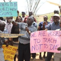 266 teachers demand transfers amid insecurity in Baringo