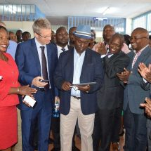 41 Kiambu hospitals get Wi – Fi, go cashless with smart cards