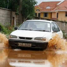 Drainages clear, disaster team in place, so let it rain