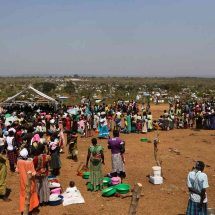 Tide of refugees from South Sudan rising fast