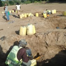 Acute water shortage in Mwingi
